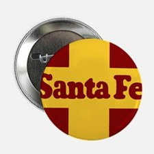 "Santa Fe Railway 2.25"" Button"