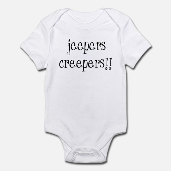 jeepers creepers Infant Bodysuit
