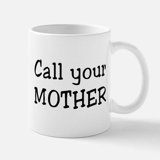 call mother Mug