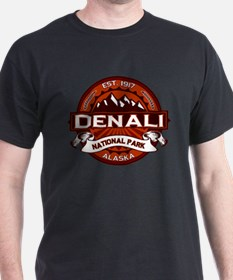 Denali Crimson T-Shirt