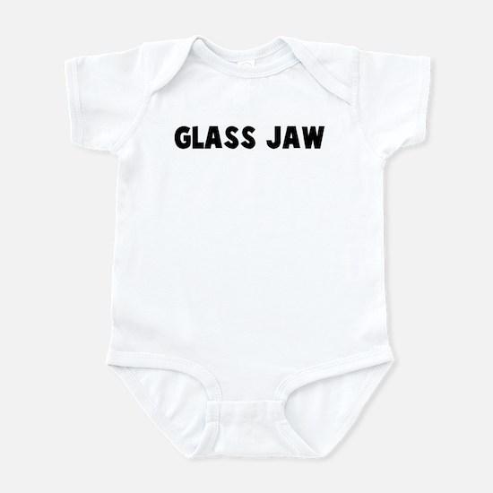 Glass jaw Infant Bodysuit