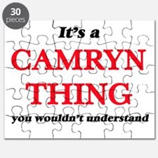 It's a Camryn thing, you wouldn't u Puzzle
