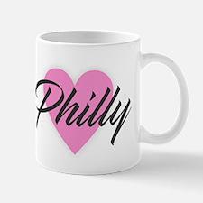 I Heart Philly Mugs