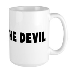 Full of the devil Mug