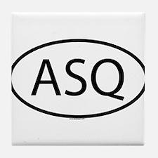 ASQ Tile Coaster