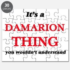 It's a Damarion thing, you wouldn't Puzzle