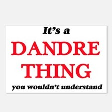 It's a Dandre thing, Postcards (Package of 8)
