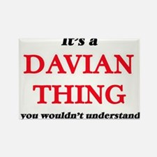 It's a Davian thing, you wouldn't Magnets