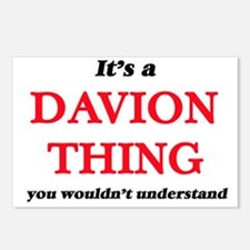 It's a Davion thing, Postcards (Package of 8)