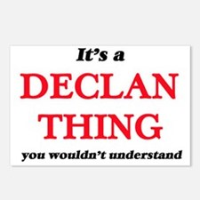 It's a Declan thing, Postcards (Package of 8)