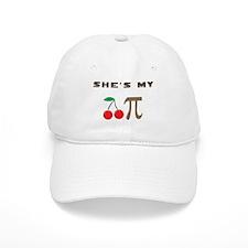 Cherry Pi Baseball Cap