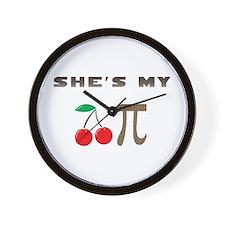 Cherry Pi Wall Clock