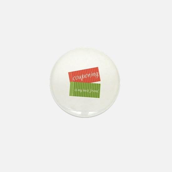 Unique Coupon Mini Button