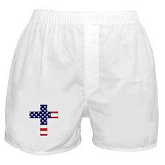 American Christian Boxer Shorts