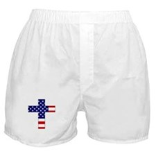American Christian Boxer Shorts