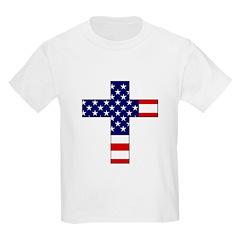 American Christian Kids T-Shirt