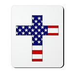 American Christian Mousepad