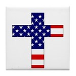 American Christian Tile Coaster
