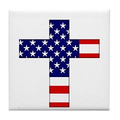 American Christian Tile Coaster