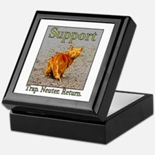 Support Trap Neuter Return Keepsake Box