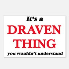 It's a Draven thing, Postcards (Package of 8)