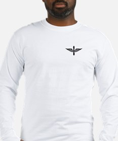 2-Sided Aviation Branch (1) Long Sleeve T-Shirt