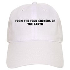 From the four corners of the Baseball Cap