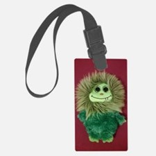 Cool Scary doll Luggage Tag