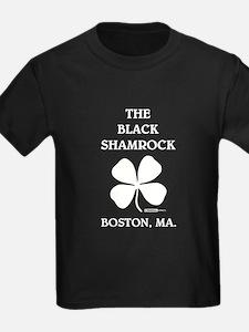 THE BLACK SHAMROCK T
