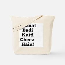 Cheez Tote Bag