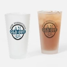 Old Guy Drinking Glass