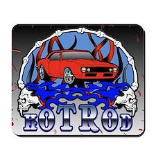 '69 Hot Rod Mousepad