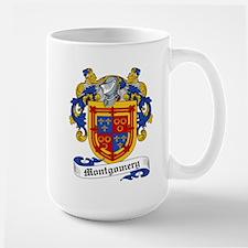 Montgomery Family Crest Mugs