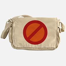 Funny Political Messenger Bag