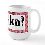 Kyshka Large Mug