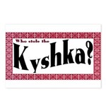Kyshka Postcards (Package of 8)
