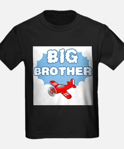 Big Brother - Airplane T-Shirt