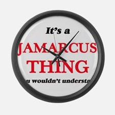 It's a Jamarcus thing, you wo Large Wall Clock