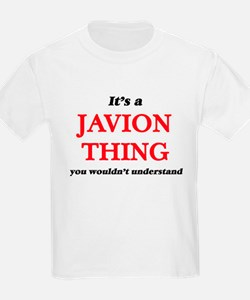 It's a Javion thing, you wouldn't T-Shirt