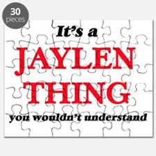 It's a Jaylen thing, you wouldn't u Puzzle