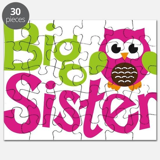 Owl Big Sister Puzzle