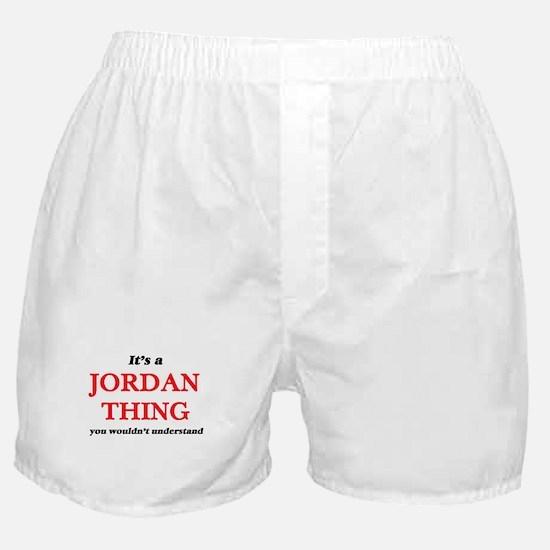 It's a Jordan thing, you wouldn&# Boxer Shorts