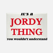 It's a Jordy thing, you wouldn't u Magnets