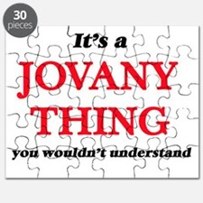 It's a Jovany thing, you wouldn't u Puzzle