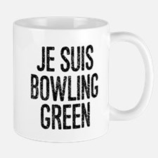 Je Suis Bowling Green Mugs