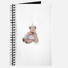 Get Well Wheaten Journal