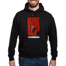 Rise Up S7 Walking Dead Hoodie (dark) Sweatshirt