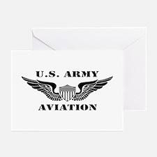 Aviator (2) Greeting Cards (Pk of 10)