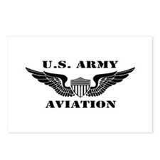 Aviator (2) Postcards (Package of 8)