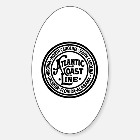 Cute Vintage travel georgia Sticker (Oval)